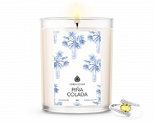 Pina Colada Home Jewelry 18oz Ring Candle