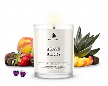 Signature Agave Berry Jewelry Candle