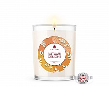 Autumn Delight Signature Jewelry 10oz Ring Candle