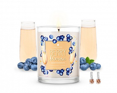Signature Berry Mimosa Jewelry Candle