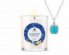 Blueberry Vanilla Signature Jewelry 10oz Candle