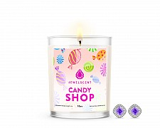 Candy Shop Jewelry Signature Earrings 10oz Candle