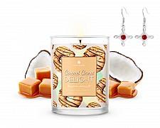 Signature Caramel Coconut Delight Jewelry Candle