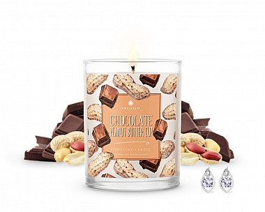 Signature Chocolate Peanut Butter Cup Jewelry Candle