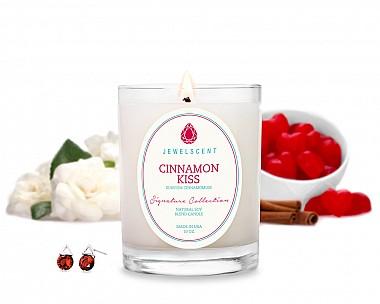 Signature Cinnamon Kiss Jewelry Candle