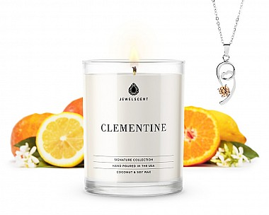 Signature Clementine Jewelry Candle