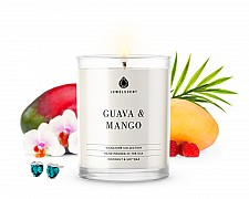 Signature Guava & Mango Jewelry Candle