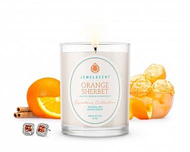 Signature Orange Sherbet Jewelry Candle