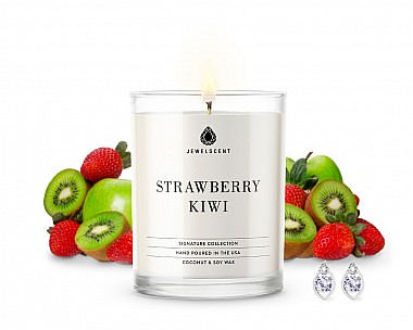 Signature Strawberry Kiwi Candle