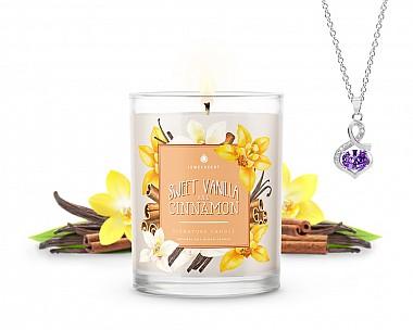 Signature Sweet Vanilla & Cinnamon Jewelry Candle