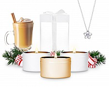 2019 Holiday Trio 3-Tin Jewelry Gift Set