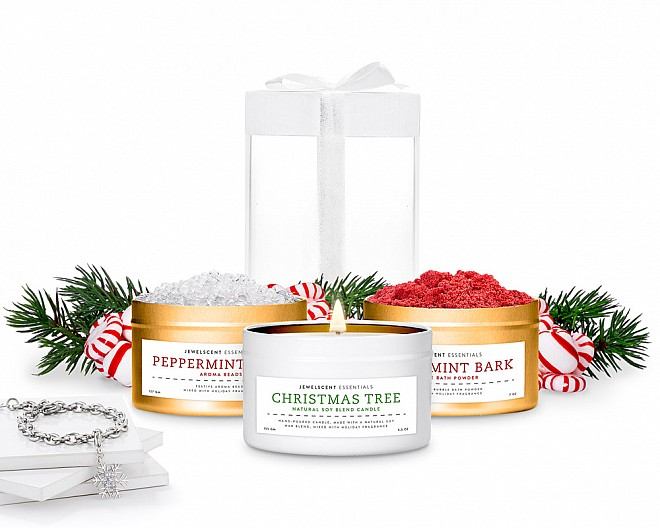 2018 Holiday Trio 3-Tin Jewelry Gift Set