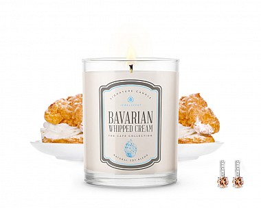 Signature Bavarian Whipped Cream Jewelry Candle