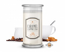 Caramel Cappuccino Jewelry Candle