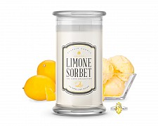 Limone Sorbet Jewelry Candle