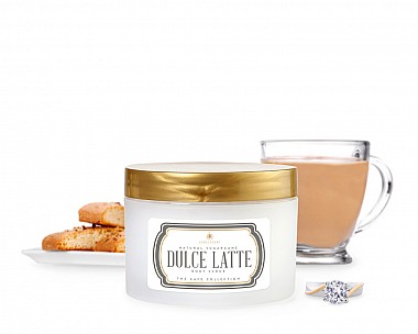 Dulce Latte Jewelry Body Scrub