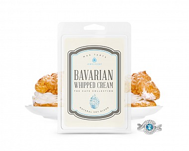 Bavarian Whipped Cream Jewelry Wax Tarts
