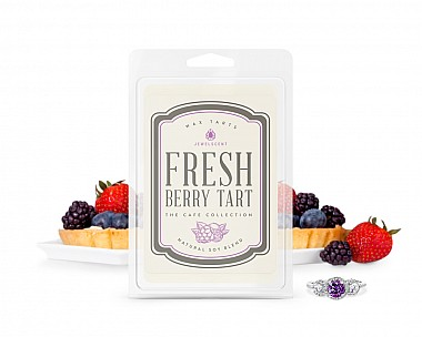 Fresh Berry Tart Jewelry Wax Tarts