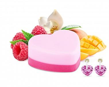 Mango Tango Shea Butter Jewelry Soap Bar