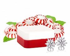 Pepperminty Fresh Shea Butter Earrings Soap Bar