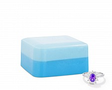 Summers Earth Shea Butter Jewelry Ring Soap Bar