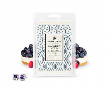 Blueberry Merry Christmas Jewelry Wax Tarts