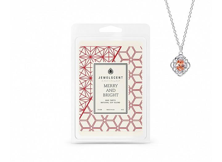 Merry & Bright Jewelry Wax Tarts