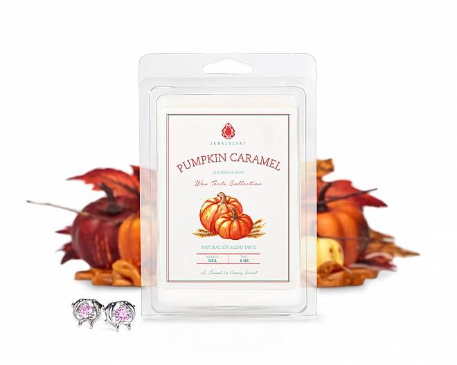 Pumpkin Caramel Jewelry Wax Tarts