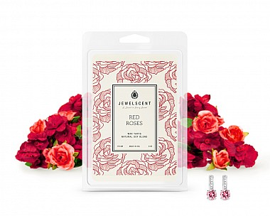 Red Roses Jewelry Wax Tarts