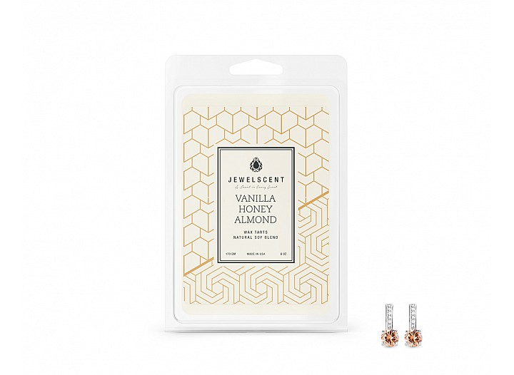 Vanilla Honey Almond Jewelry Wax Tarts