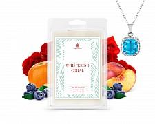 Whispering Coral Jewelry Wax Tarts