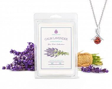 Calm Lavender Jewelry Wax Tarts