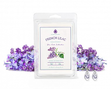 French Lilac Jewelry Wax Tarts