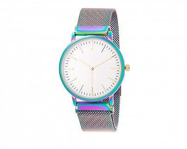 Multi Magnetic Mesh Watch
