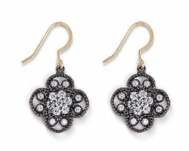 Camila Clover Earrings