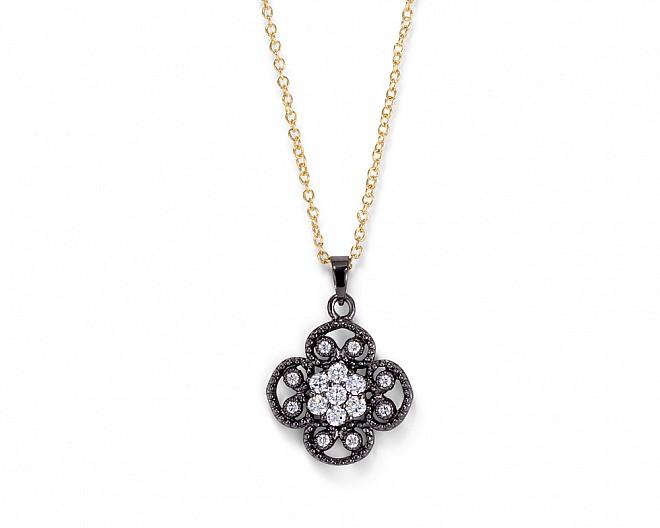 Camila Clover Necklace