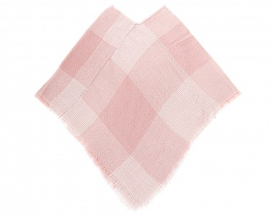 Ellie Lightweight Kids Poncho - Pink