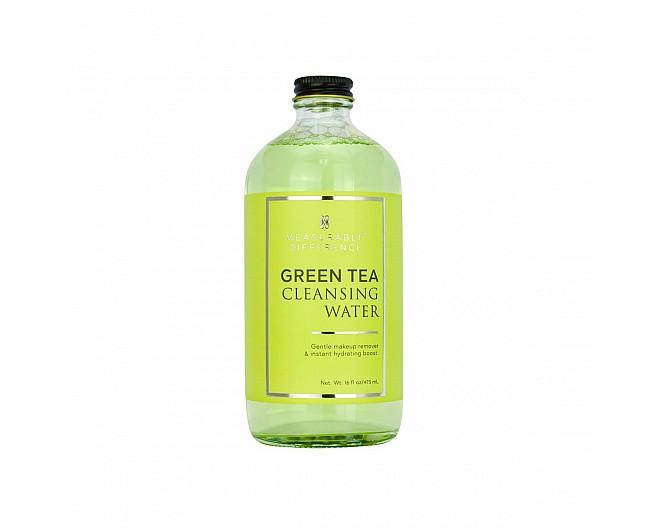 Green Tea Cleansing Water