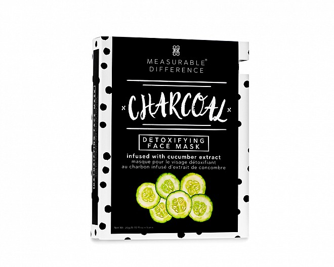 Charcoal And Cucumber Face Mask