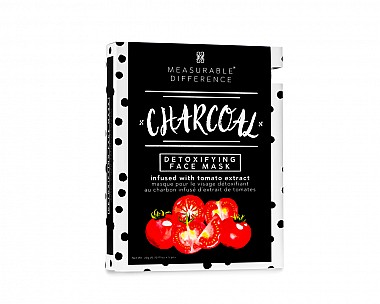 Charcoal And Tomato Face Mask
