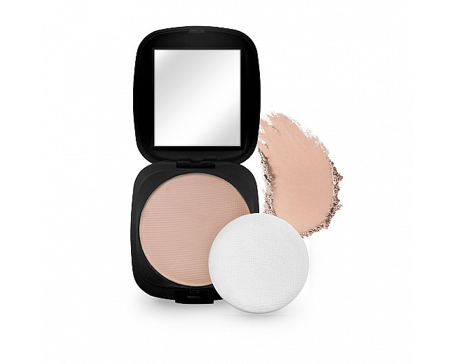 Medium Beige Pressed Powder