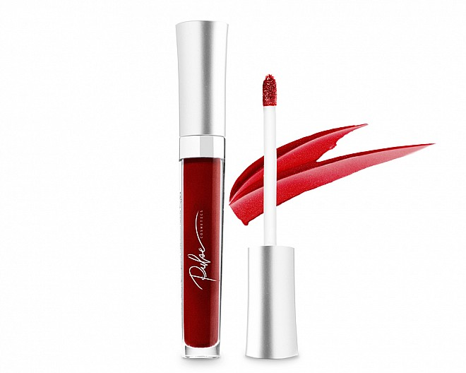 Relentless Red Liquid Metal Lipstick