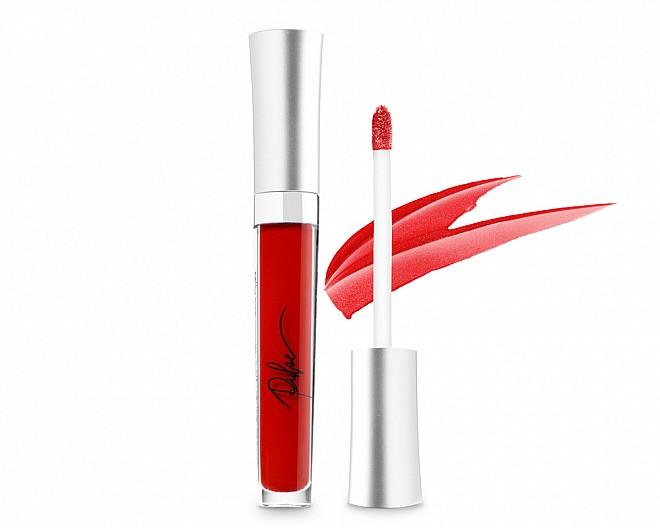 Liquid To Matte Lipstick Red in Rome