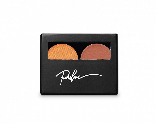 Sun Gold Eyeshadow Duo Palette