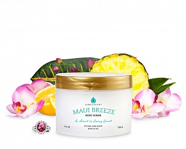 Maui Breeze Jewelry Body Scrub
