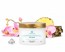 Hawaiian Pineapple Jewelry Body Scrub