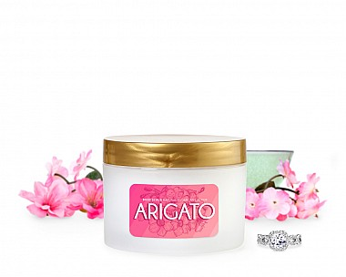 Delicate Green Tea - Arigato Jewelry Body Scrub