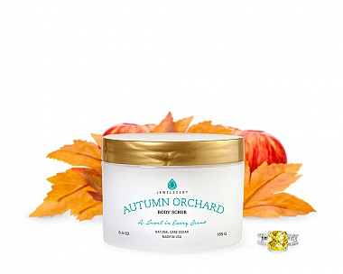Autumn Orchard Jewelry Body Scrub