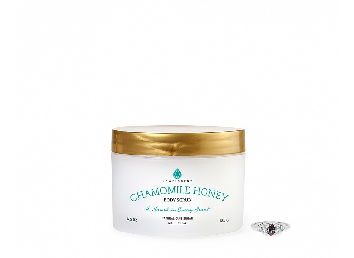 Chamomile Honey Jewelry Body Scrub