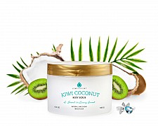 Kiwi Coconut Jewelry Body Scrub